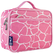 Lunch Box Pink Giraffe Wildkin