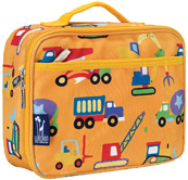 Lunch Box Under Construction Wildkin