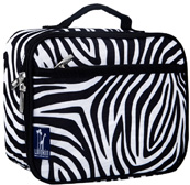 Lunch Box Zebra Wildkin