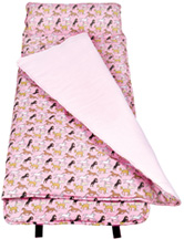 Original Nap Mat Horses in Pink Wildkin