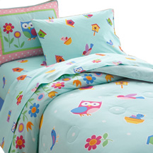 Light Weight Comforter Full BIRDIE
