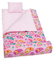 Original Sleeping Bag Paisley Wildkin