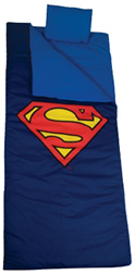Original Sleeping Bag Superman Navy Blue