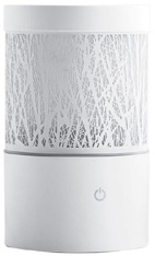 Essential Oil Diffuser Willow Forest White