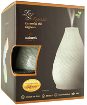 Essential Oil Diffuser Nature's Remedy Lux Kanalu