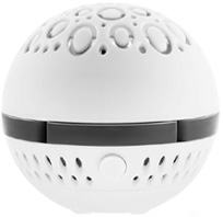 Essential Oil Diffuser Fan Powered AromaSphere White