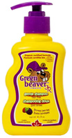 Junior Beaver Gentle Shampoo 8.1 oz. Green Beaver Company