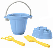 Sand Play Set Blue Green Toys