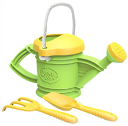 Watering Can Green Toys