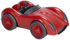 Race Car Red Green Toys