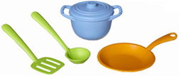 Chef Set 5 pc. Green Toys
