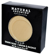 Natural Grooming Shave Soap 2.9 oz.Herban Cowboy