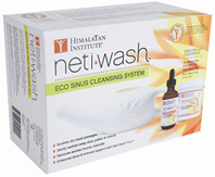 Eco Neti Pot Starter Kit Himalayan Institute