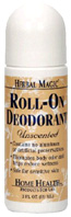 Unscented Roll-On Deodorant 3 oz. Home Health