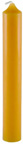 Beeswax Candles Tubes 6""