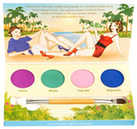 Mineral Eye Shadow Kit Party Girl Honeybee Gardens