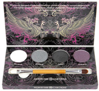 Mineral Eye Shadow Kit Rock the Smokey Eye Honeybee Gardens