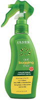 Quit Bugging Me Insect Repellant Spray 4 oz. Jason Body Care