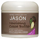Cocoa Butter Intensive Moisturizing Cream 4 oz. Jason Natural Cosmetics