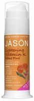 Vitamin K Creme Plus 2 oz. Jason Natural Cosmetics