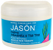 Cooling Minerals & Tea Tree Muscle Pain Therapy, 8 oz. Trask Nutrition