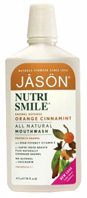 NutriSmile Mouthwash: Jason Natural Cosmetics