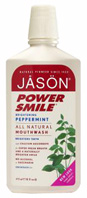 PowerSmile Mouthwash: Jason Natural Cosmetics