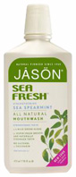 Sea Fresh Mouthwash: Jason Natural Cosmetics