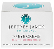 The Eye Creme 0.5 oz. Jeffrey James Botanicals