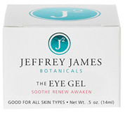The Eye Gel 0.5 oz. Jeffrey James Botanicals