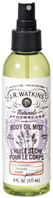 Body Oil Mist Lavender 6 oz. J.R. Watkins