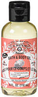 Body Oil Pomegranate & Acai 4 oz. J.R. Watkins