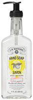Liquid Hand Soap Lemon 11 oz. J.R. Watkins