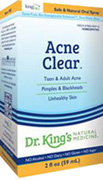 Acne Clear 2 oz. King Bio