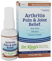Arthritis Pain & Joint Relief 2 oz. King Bio Homeopathic