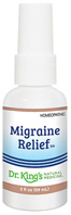 Migraine Relief 2 oz. King Bio Homeopathic