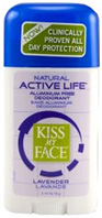 Active Life Deodorant Lavender 2.48 oz. Kiss My Face