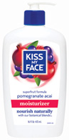 Pomergranate Acai Moisturizer16 oz. Kiss My Face