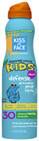 Kids Defense Mineral Continuous Spray Lotion SPF30 6 oz. Kiss My Face