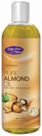 Pure Almond Oil 16 oz. Life Flo