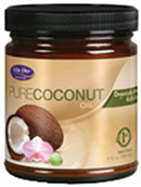 Pure Coconut Oil 9 oz. Life Flo
