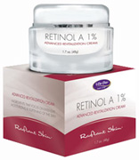 Retinol A 1% Advanced Revitalization Cream 1.7 oz. Life Flo