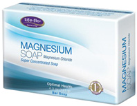 Super Concentrated Magnesium Soap, 4.3 oz. Life-Flo