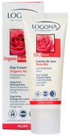 Organic Rose Day Cream 1.35 oz. Logona Cosmetics