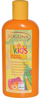 KIDS Shampoo & Shower Gel 6.8 oz. Logona Kosmetik