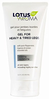 Gel for Tired & Heavy Legs 5 oz. Lotus Aroma