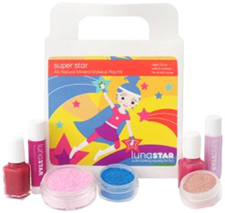 Play Makeup Kit Super Star 7 pc. Luna Star