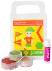 Play Makeup Kit Soccer Star 4 pc. Luna Star