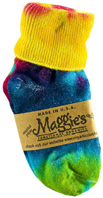 Tie Dye Anklet TODDLER Maggie's Organics