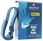 Sleep Aid Accupressure Band: Medic Mates